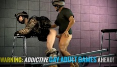 3D gay sex games gameplay with nude girls