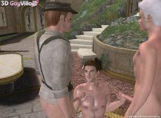 3D GayVilla 2 free gay porn images