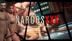 Narcos XXX free online porn game