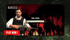 NarcosXXX with Pablo Escobar gameplay