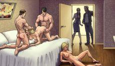 SexGangsters virtual reality porn game