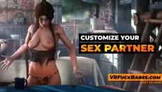 Customize sex partner in VRFuckBabes online