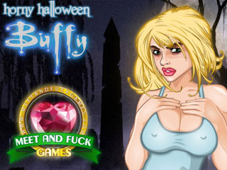Meet and Fuck games for phone Buffy Horny Halloween