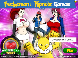 Meet N Fuck for Android game Fuckemon Hipnos Games