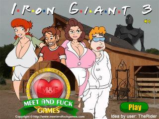 MeetAndFuck mobile free game Iron Giant 3