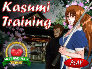 Meet and Fuck games Android Kasumi Traning