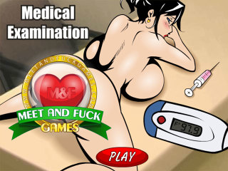 Meet and Fuck for mobile game Medical Examination