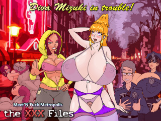 Meet and Fuck games for phone MNF Metropolis the XXX Files Episode 2