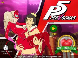 Meet N Fuck mobile game Pervsona 5