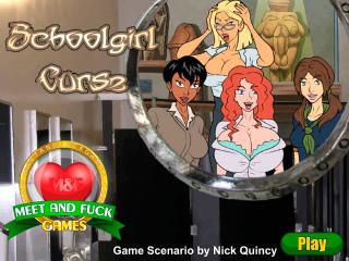 Meet N Fuck games mobile Schoolgirl Curse