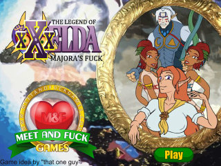 Meet and Fuck game Android The Legend of XXXelda Majoras Fuck