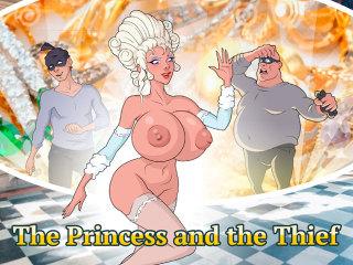 MeetAndFuck mobile game The Princess and the Thief