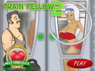 Meet and Fuck for mobile game Train Fellow 2