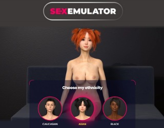 Sex Emulator free porn game